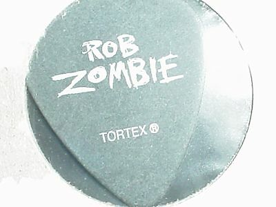 ROB ZOMBIE Logo Concert Tour RaRe Early or Mid 2000's  GUITAR PICK