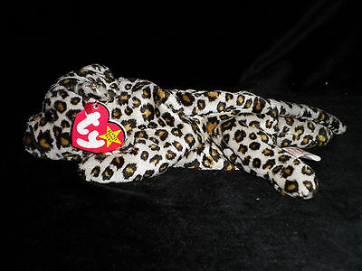 """1996 TY """"Freckles"""" Beanie Baby"""