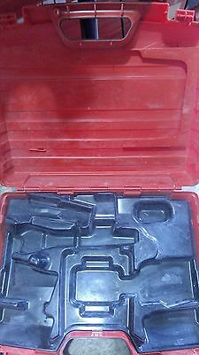 HILTI HEAVY DUTY UNIVERSAL CASE For Cordless Drill (USED)