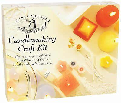 Craft Kit ~ CANDLEMAKING ~ Creative/Hobby/Activity