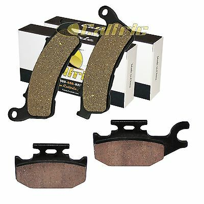 Front Rear Brake Pads Fit Suzuki Ux125 Ux 125 Sixteen 2008 2009 2010