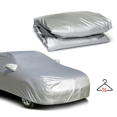 CAR COVER 100% Waterproof Breathable UV Snow Ice Rain Resistant Protection