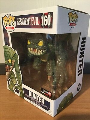 MIB Funko Pop! Games 160 Resident Evil Hunter Exclusive