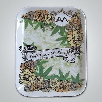 "Ashley Monroe ""Weed Instead Of Roses"" rolling tray SOLD OUT"