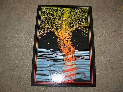 "MALLEUS Postcard Print SHINE Witches 4.75X6.75/"" poster art handbill"
