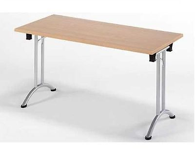 Space Saving Folding Office/Home Computor Tables Variety Colours