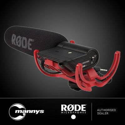 Rode VideoMic Rycote Directional On-Camera Microphone