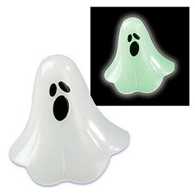 Ghost Glow in the Dark Cupcake Toppers - Pack 5