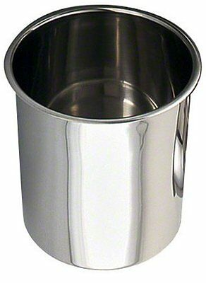 Browne BMP6 6 qt Stainless Steel Bain Marie Pot