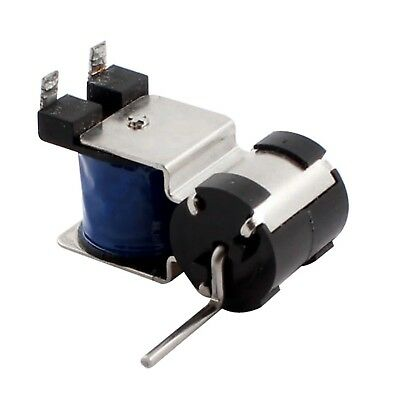 uxcell Replacement DC 5V 90 Degree Rotary Actuator Solenoid Electromagnet