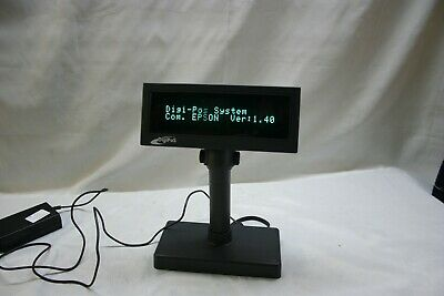 Digipos / Epson   Customer Display     EPoS / Pos / Till  (Serial)