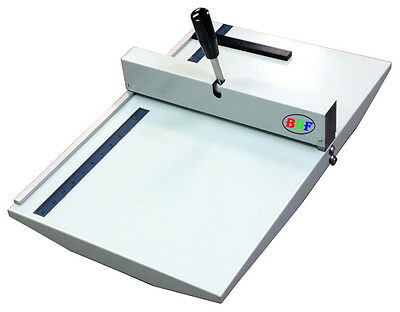 "New 14"" Manual Creaser Scorer paper creasing and scoring machine"