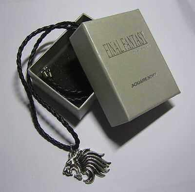 Final Fantasy VIII Squall's Griever Necklace Cosplay Cloud FF8 (FREE Shipping!)