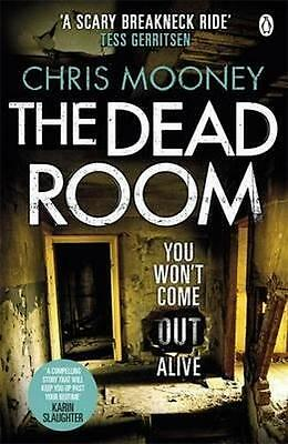 NEW The Dead Room By Chris Mooney Paperback Free Shipping