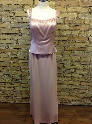 Mother of the Bride or Groom $450 Charlize Size 14 Evening Gown with Jacket