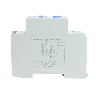 Stair Light Delay Timer Controller DHC18 Relay Normally Open Contact Adjustable
