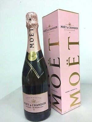 Moet & Chandon Rose Imperial con estuche