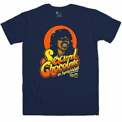 Inspired By Coming To America T Shirt - Sexual Chocolate - 8Ball T Shirts