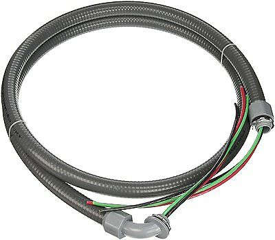 Southwire 55189407 1/2-Inch 6-Feet 10/3 ULTRA Whip-Pre-Assembled Non-Metallic
