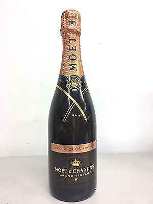 Moet & Chandon Grand Vintage Rose 2003