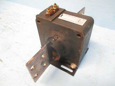 GE 750X28G13 Current Transformer Type JCL-0 Ratio 1200:5A CT General Electric