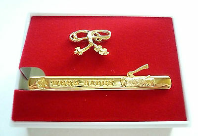 SCOUTS OF CHINA - Scouts Leader Woodbadge SILVER Axe /& Log Key Hanger TAIWAN