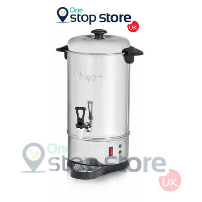 Swan 10 Litre Tea Urn Coffee Hot Water Boiler Commercial Catering Water Heater