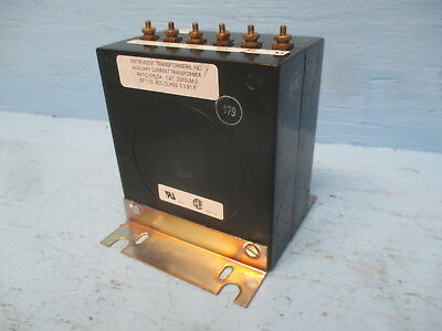 Instrument Transformers 20XSUM-2 Auxiliary Current Transformer Ratio 5+5:5A