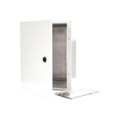 Sheet Steel IP66 Enclosure (H500 x W500 x D200mm)