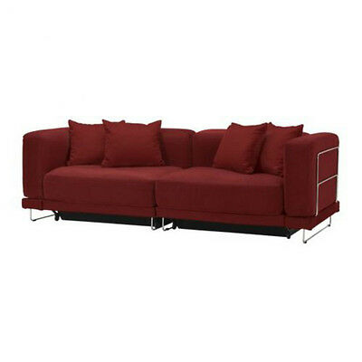 Awesome Ikea Tylosand Sofa Bed Cover Everod Redbrown Tylosand Gmtry Best Dining Table And Chair Ideas Images Gmtryco