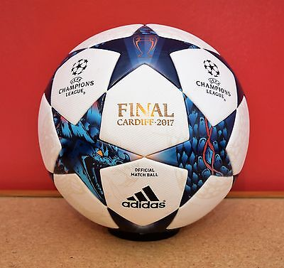 adidas Champions League Cardiff Finale 2017, SAMPLE: COLLECTORS READ DESCRIPTION