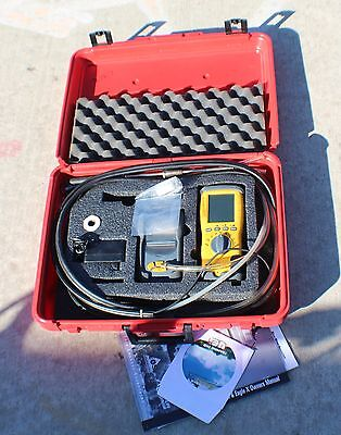 Eagle UEi 2X C155 Extended Life Combustion Analyzer With Printer