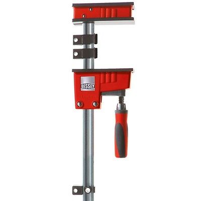 """Bessey Tools KR3.560 Large 60"""" K Body Revo Fixed Jaw Parallel Clamp 90 Degrees"""