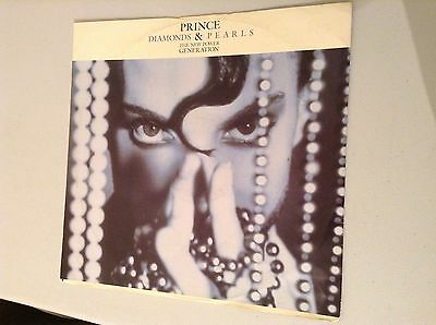 Prince And Npg Diamonds And Pearls Vinyl Record