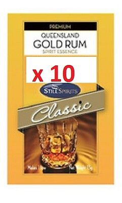 Still Spirits Classic  Queensland Gold Rum makes 2.25 ltrs