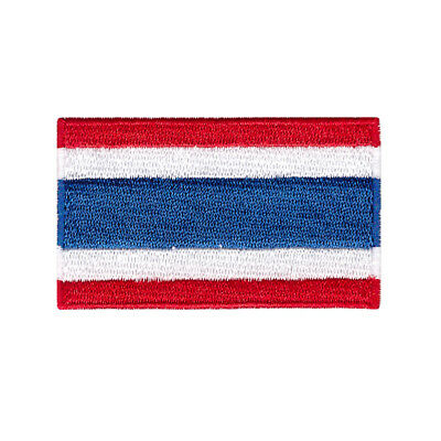 Small South Sudan Flag Iron On Patch 2.5 x 1.5 inch Free Shipping