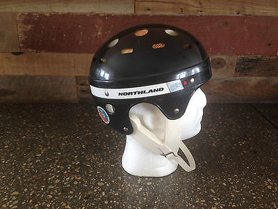 Brand New 70S Vintage Northland Stan Makita Hockey Helmet Size 7