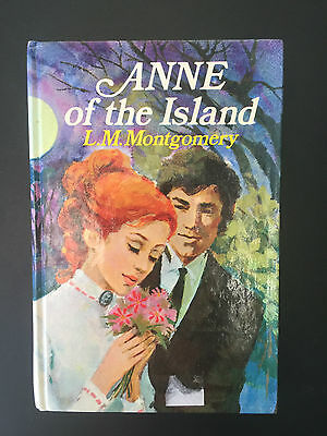 Anne of the Island L.M. Montgomery - Med HC (Ex Library)