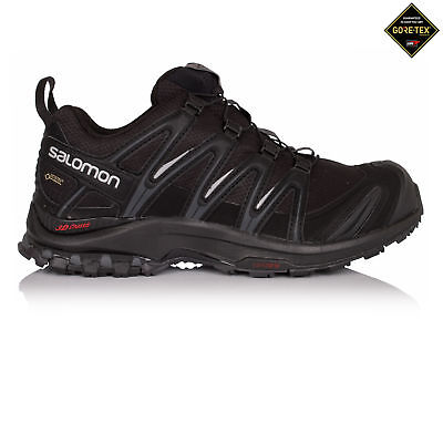 Salomon XA Pro 3D GTX Mens Black Waterproof Running Sports Shoes Trainers Pumps