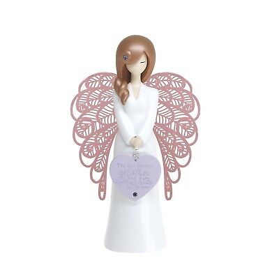 **NEW** YOU ARE AN ANGEL 155mm MOTHER & DAUGHTER ..FIGURINE Gift Boxed!