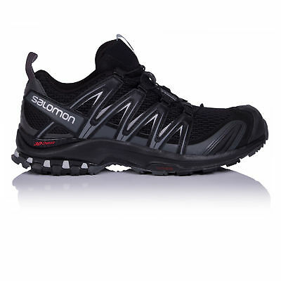 Salomon XA Pro 3D Mens Black Outdoors Walking Trekking Shoes Trainers