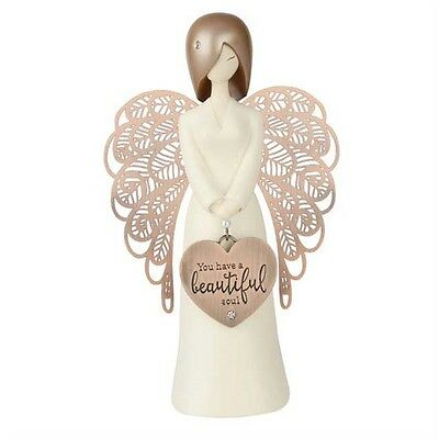 **NEW** YOU ARE AN ANGEL 155mm BEAUTIFUL SOUL ..FIGURINE Gift Boxed!