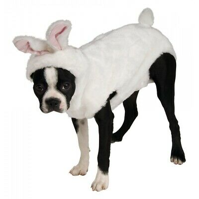 Bunny Costume Pet Easter Fancy Dress