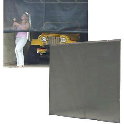 Snavely Ds83938 Snavely Kimberly Bay Garage Instant Retractable Screen Door
