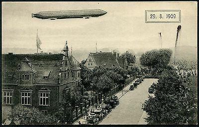 Germany (232) Airship Luftshiff Graph Zeppelin Berlin Collection Pc Vf Unused