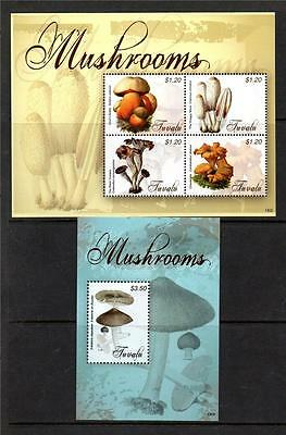 Tuvalu Mnh 2013 Mushrooms