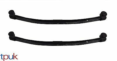 Transit 2.0 Fwd Double 2 Leaf Spring 60Mm 2000 - 2006 Brand New Pair
