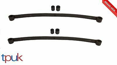 Transit 2.0 Mk6 Single Leaf Spring 60Mm Fwd 2000-2006 Front Wheel Drive Per Pair