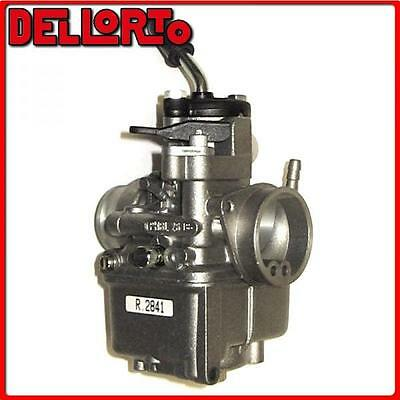 02841 Carburetor Dellorto Phbl 26 Bs 2T Manual Air Universal Motociclo/scooter/t