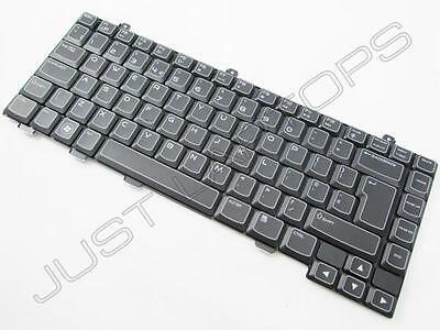 New Genuine Dell Alienware M14x R1 UK English QWERTY Keyboard 0J90CY J90CY